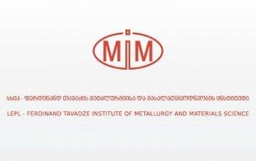 LEPL – Ferdinand Tavadze Metallurgy and Materials Science Institute