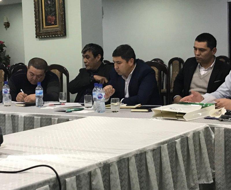 2019 წლის 21-25 იანვარი , ქ. ანდიჟანი (უზბეკეთი)