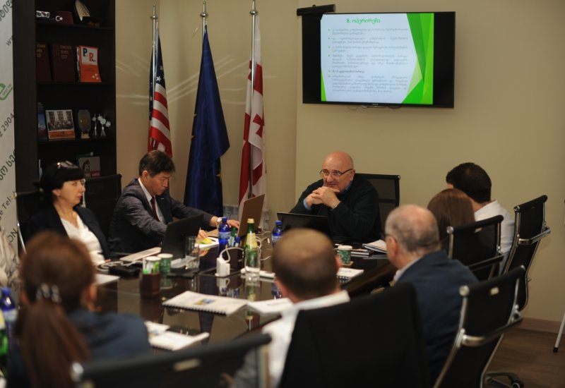 ISO 45001:2018 2019 წლის 17-20 ოქტომბერი (ქ.თბილისი)