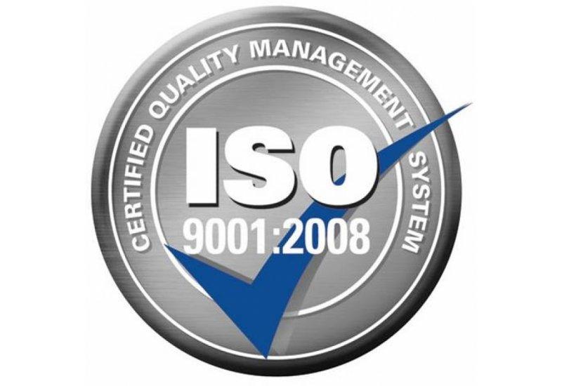 """საერთაშორისო სერტიფიცირება  შპს """"ეკოლოგიასთვის"""" ISO 9001:2008"""