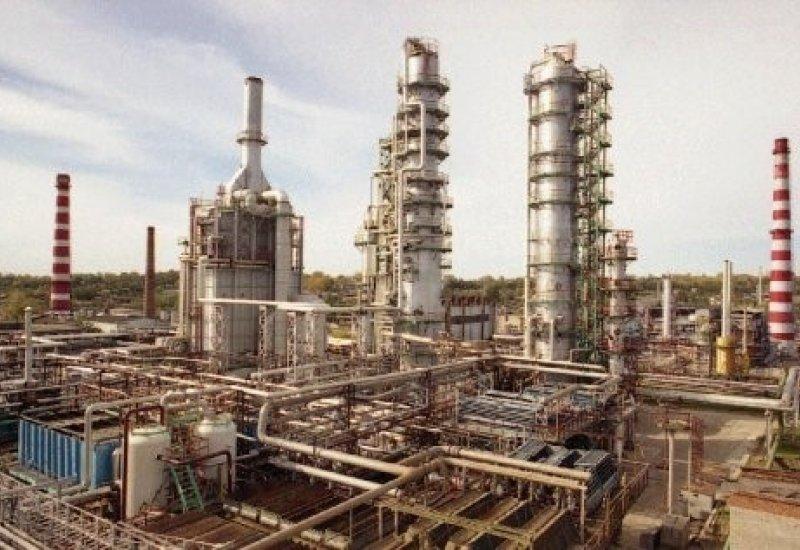 """""""მსუბუქი ნედლი ნავთობის გადამამუშავებელი ქარხანა """"ფაზის ოილის"""" მშენებლობა ყულევში""""."""