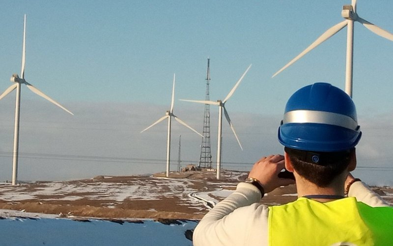Biodiversity and Climate Change Assessment at Gori Wind Power Plant