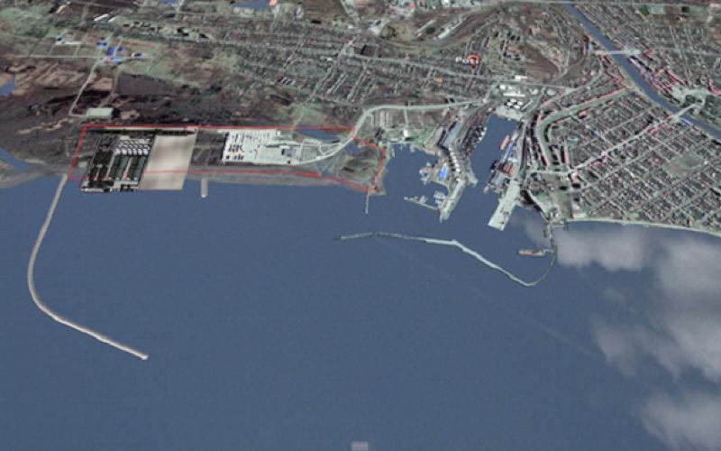 Публичное обсуждение скопинг отчета  - Проект строительства и эксплуатации нового глубоководного многофункционального порта в г. Поти