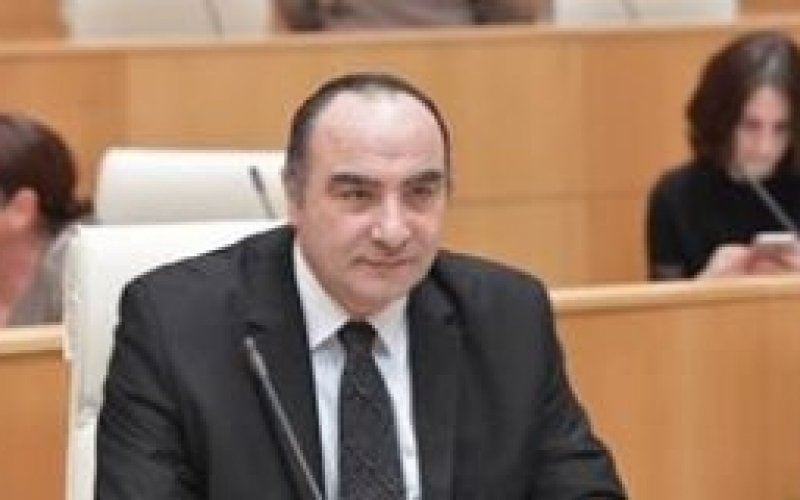 "Famous human rights activist Giorgi Tevzadze was awarded the title of ""a person of successful people in Georgia  2020"""