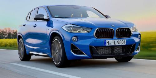 ახალი BMW X2 M35i-ს ოფიციალური სურათები და დეტალები