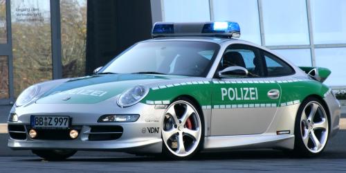 მსოფლიოში ყველაზე ძვირადღირებული პოლიციის ავტომობილები