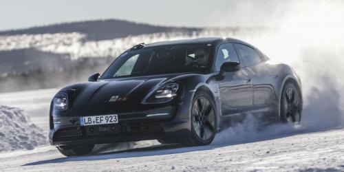 2020 Porsche Taycan-ის პირველი ოფიციალური სურათები და დეტალები