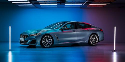 """ახალი BMW 8 Series Gran Coupe-ს შეცვლილი """"კუზაო"""""""