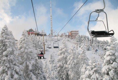 Skii holidays in Bakuriani