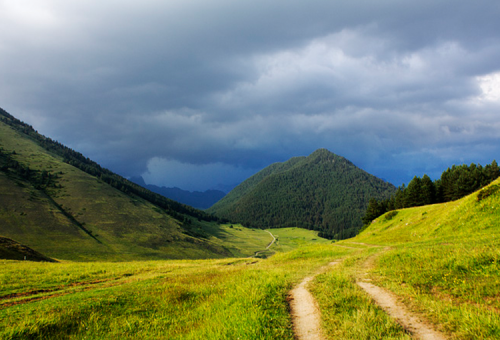 Tusheti National Park and Protected Landscape