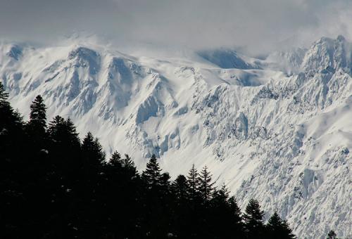 The Magic of Winter - Mestia