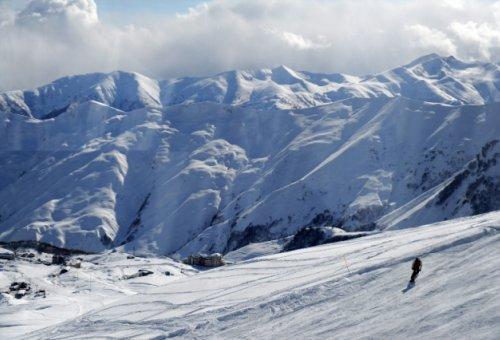 Skii holidays in Gudauri