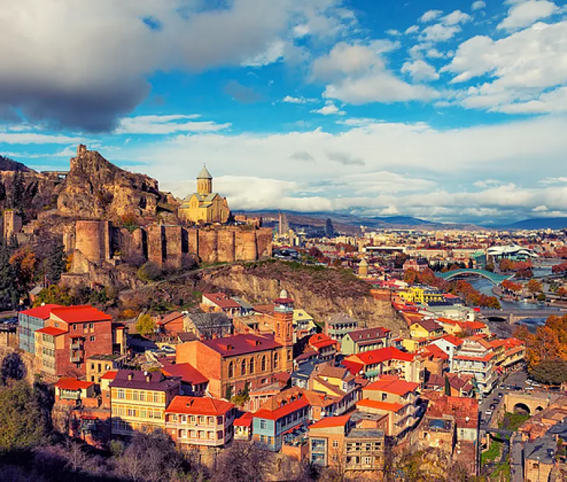 National Geographic names Tbilisi top travel destination for 2018!
