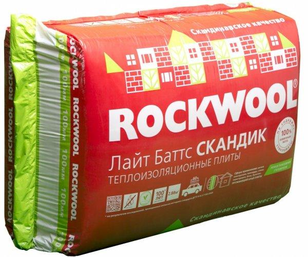 ROCKWOOL - ლაით ბატს სკანდიკი