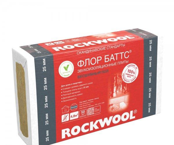 ROCKWOOL - ფლორ ბატსი