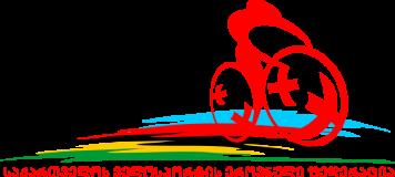 საქართველოს ველოსპორტის  ეროვნული ფედერაცია logo