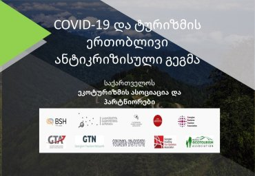 COVID-19 და  ანტიკრიზისული გეგმა