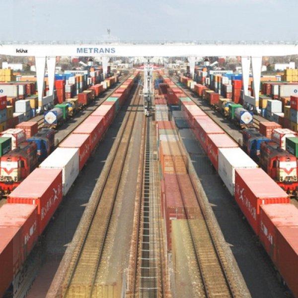 Железнодорожные