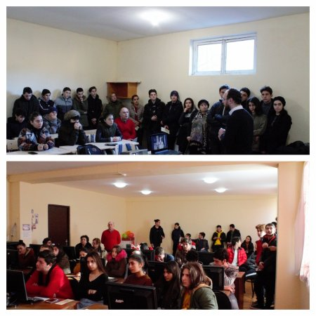 A Visit to the Schools of the Town of Mtskheta
