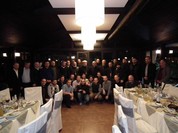 Письмо выпускников 2009-2914 гг. Тбилисской Духовной Академии .