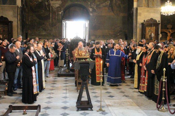 Начало учебного года в Тбилисской Духовной Академии и Семинарии
