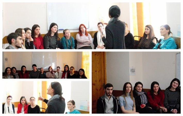 Συνάντηση με τους  Φοιτητές της Σχολής Χριστιανικής Ψυχολογίας