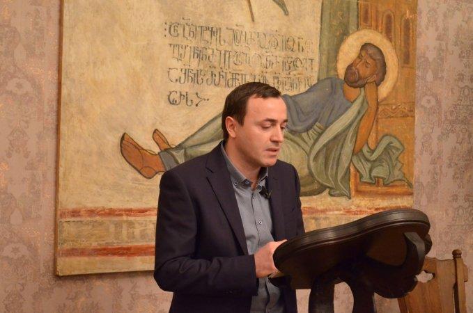 Первая защита на соискание академической степени доктора теологии Тбилисской Духовной Академии и Семинарии
