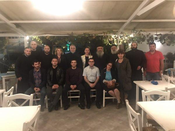სტუდენტებთან შეხვედრა (31.10.2019)