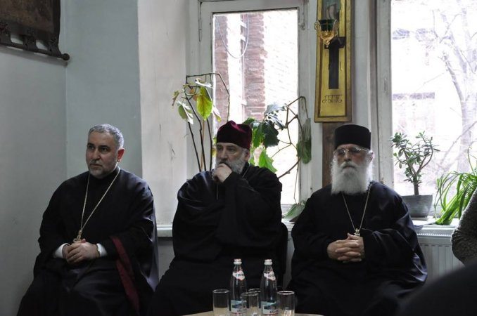 Юбилей митрополита Иоанна Гамрекели