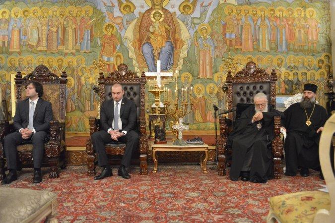 Юбилейное заседание, посвященное тридцатилетию основания Тбилисской         Духовной Академии