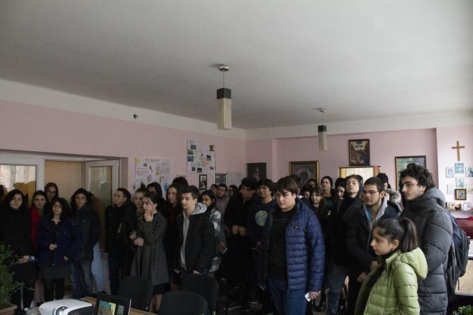 A Visit to Tbilisi Ilia the Righteous Gymnasium