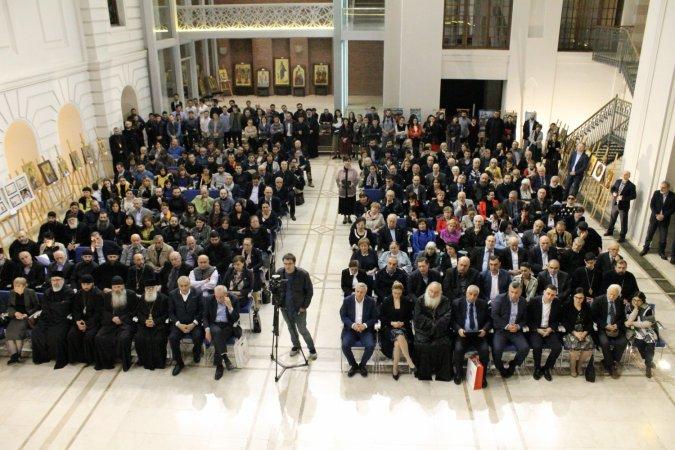 Научная конференция, посвященная 30летию основания Тбилисской Духовной Академии