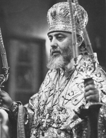 Congratulation in Connection with the 43rd. Anniversary of the Enthronement of the Catholicos-Patriarch of All Georgia, Archbishop of Mtskheta and Tbilisi, Metropolitan of Bichvinta and Tskhum-Abkhazeti,His Holiness and Beatitude Ilia II
