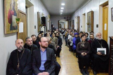 Συνέδριο αφιερωμένο στην 42η επέτειο της ενθρόνισης του Καθολικού - Πατριάρχη Πάσης Γεωργίας