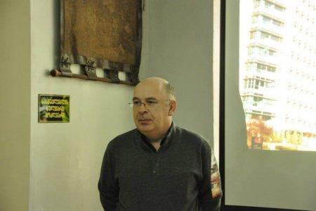პროფესორ ზაზა ხუჭუას საჯარო ლექცია