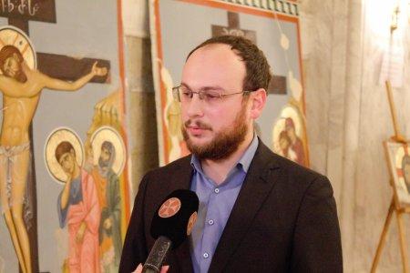 Интервью представителя ТДАС господина Цотне Чхеидзе  в связи с выставкой, организованной 22 декабря
