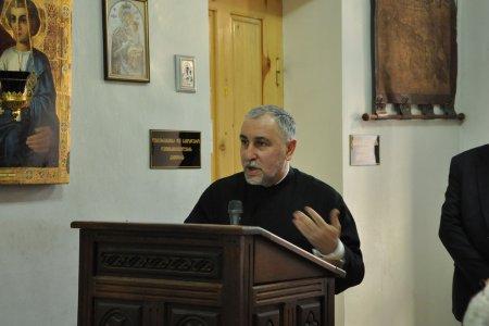 საქართველოს ეკლესიის ავტოკეფალიის აღდგენის 100 წლისთავისადმი მიძღვნილი კონფერენცია