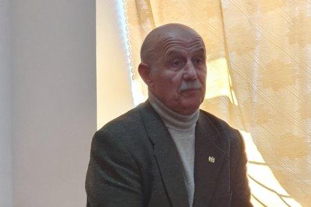 Публичная лекция профессора Ивана Ментешашвили