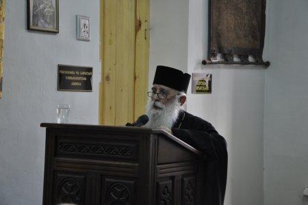მიტროპოლიტ ანანიას (ჯაფარიძე) საჯარო ლექცია