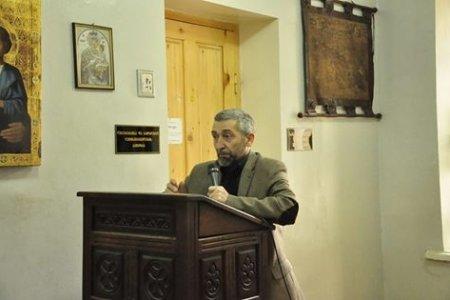 """პროფ. ავთანდილ არაბულის ლექცია """"ენათა ნათესაობის პრობლემა"""""""