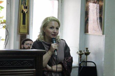 პროფესორ თეა გოგოტიშვილის საჯარო ლექცია